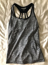 Women's gray and black tank top Dallas, 75226