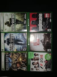 Xbox games  Whitchurch-Stouffville