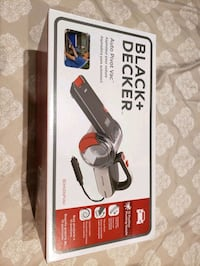 Brand new in box good for christmas gift CAR vacuum Mississauga, L5M 4V4