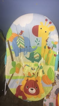 Baby's multicolored bouncer Welland, L3C 3R9