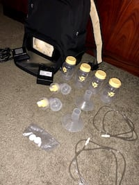Medela electric breast pump set Gaithersburg, 20879