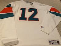 "Miami Dolphins ""Griese"" Champion Vintage throwback jersey shirt Largo, 33773"