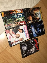 Assorted dvd Toronto, M4G 1M9
