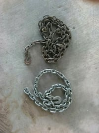 silver chain necklace with heart pendant McAllen, 78504