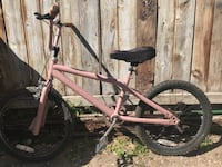 gray and black BMX bike Nampa, 83651