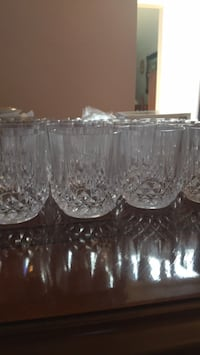 Set of 14 glasses Toronto, M6B