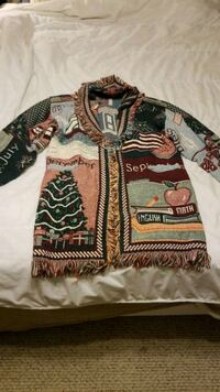 Heavy Open Woven Jacket Harford County, 21085