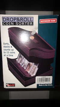 Electric Coin sorter  Riverdale, 20737