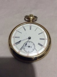 early Omega cal 19 pocket watch   Works perfectly  Scarborough(Finch&Brimley area) Toronto, M1S