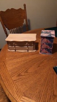 Two jewelry boxes Littleton, 80127