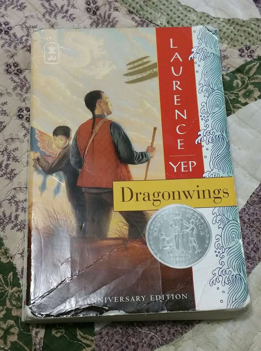 dragonwings by laurence yep novel review Click to read more about dragonwings by laurence yep librarything is a cataloging and social networking site for booklovers.