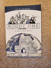 Star Wars Coloring Book Tysons