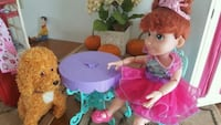 fancy nancy and table and dog Martinsburg, 25404