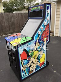 Gauntlet Arcade Machine NEW Multi Plays lots of classics 4 Player game Melville, 11747