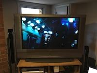 Sony 50' LCD Projection TV Oxon Hill, 20745
