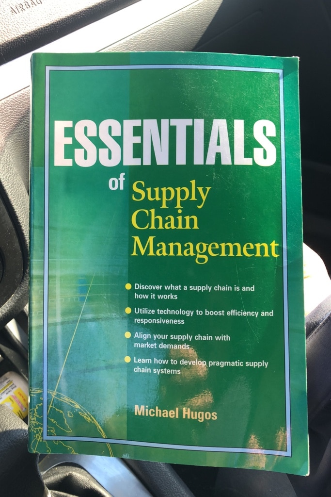Photo Essentials of Supply Chain Management