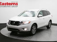 2016 Nissan Pathfinder SV Laurel, 20723