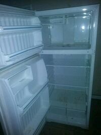 white top-mount refrigerator Bakersfield, 93308