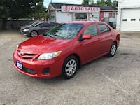 2011 Toyota Corolla Automatic/Accident Free/Gas Saver/Certified Scarborough, ON M1J 3H5, Canada