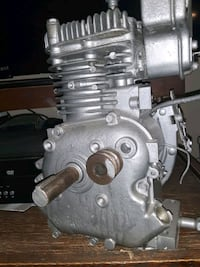 90s Grey 1 Clylder Dectotive Small Engine
