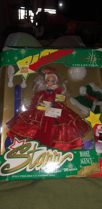 Limited Edition Holiday Star Barbie Plymouth Meeting, 19462
