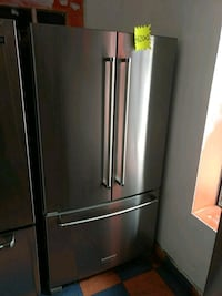 stainless steel french door refrigerator Santa Ana