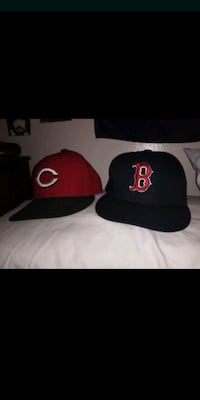 2 new era hats Fresno, 93710