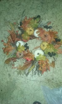 Fall wreath  Knoxville, 37914