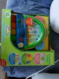 Leapfrog Learning Piano Frederick