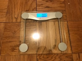 NEW digital weighing scale
