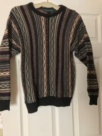 Vintage Tundra Canada Wool Sweater Burlington, L7L