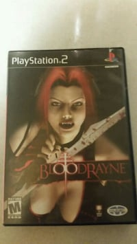 Bloodrayne for the play station 2 Watertown, 53094