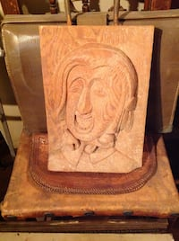 ORIGINAL HAND CARVED WOOD FROM ENGLAND. SALVAGED FROM AN OLD AUTHENTIC STYLE PUB IN LONDON. ONLY 40$  Diamond Bar, 91765