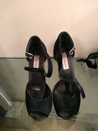 Steve Madden evening Ladies shoes size 7 1/2 New York, 10019
