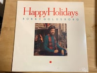 RARE Bobby Goldsboro Happy Holidays Vinyl Album - STILL SEALED Baltimore, 21205