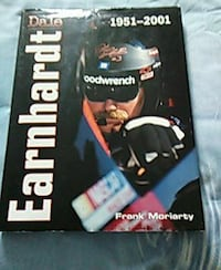 Dale Earnhardt & tin with playing g cards.Great gift bundle.