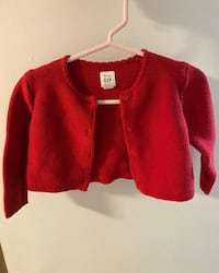 Gap Sweater 18 Months ( 4 Pick Up Locations Central Toronto, Scarborough, Whitby, Brampton)