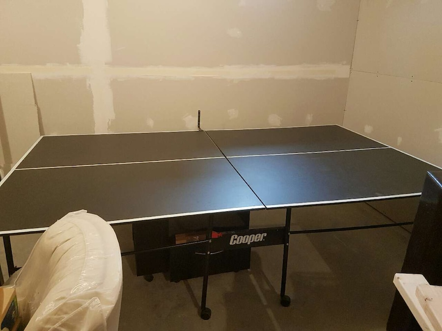 used cooper ping pong table tennis table for sale in guelph letgo rh ca letgo com