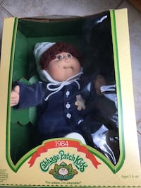Doll Cabbage Patch kids doll in box