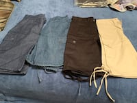 Brand new shorts different colors $7 each or make offer Blue Island