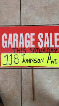 Garage Sale Whitby