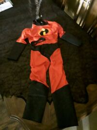 "Halloween Kid's "" Incredibles  ""  Costume  - Size 7 / 8 West Covina, 91790"