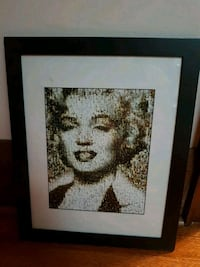 Marilyn Monroe Framed Photo Toronto, M6C 1C5