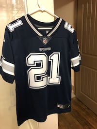 black and white NFL jersey Frisco, 75034