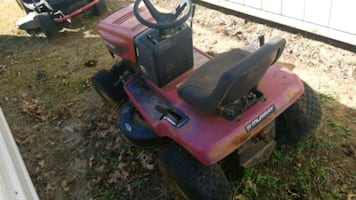 needs blades belt tank and new tires that's it