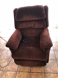 Lazboy Recliner W/ Massage and Heating Tucson, 85746