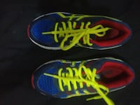 Girl Asics Running Shoes Henderson