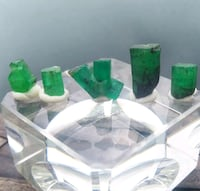 Emerald Crystals From Colombia Ashland, 97520