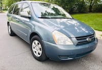 "DVD Screen : 2006 Kia Sedona w Low Miles "" Priced below Value  Greenbelt"