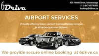 Airport suv 50  Mississauga, L5B 3Y4